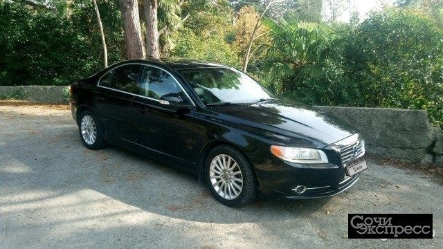 Volvo S80 2.5AT, 2007, седан