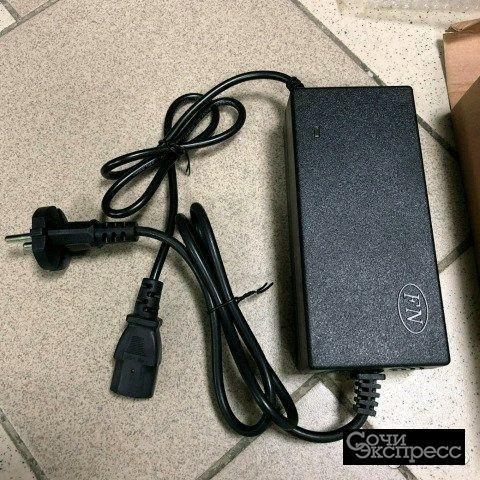 Зарядка для ситикоко электробайка