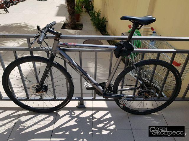 Быстрая продажа, спортивный велосипер