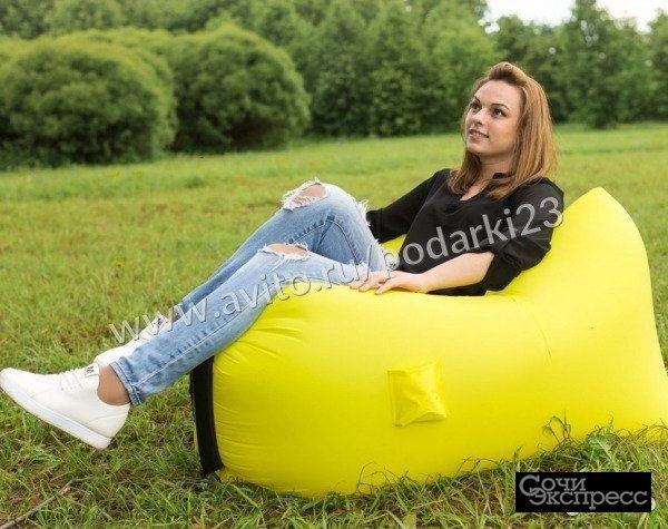 Надувное кресло Lamzac