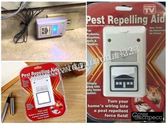 Отпугиватель тараканов, грызунов и насекомых