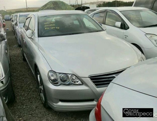 Toyota Mark X 3.0AT, 2009, седан
