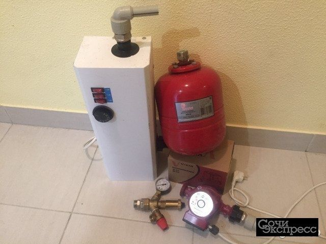 Электроотопление для квартиры
