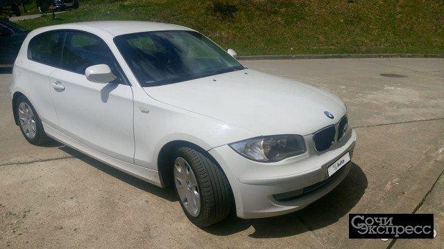 BMW 1 серия 1.6AT, 2010, хетчбэк
