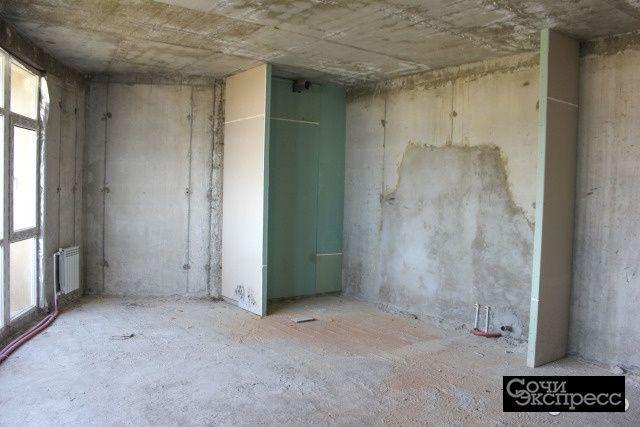 1-к квартира, 91.4 м², 14/17 эт.