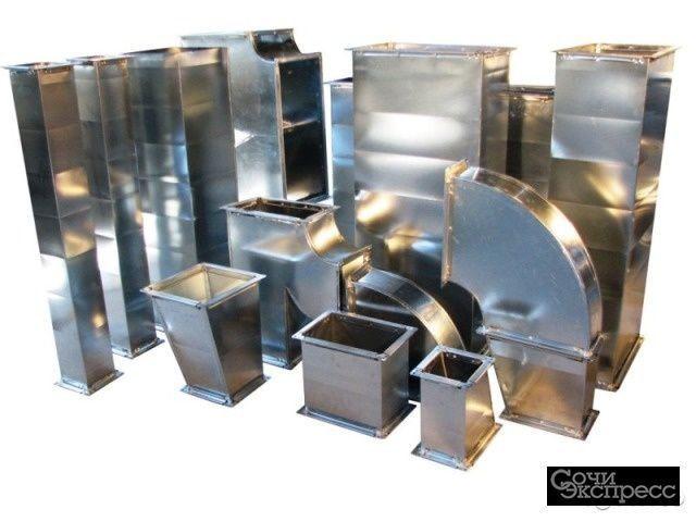 Воздуховоды для систем вентиляции за 1 день
