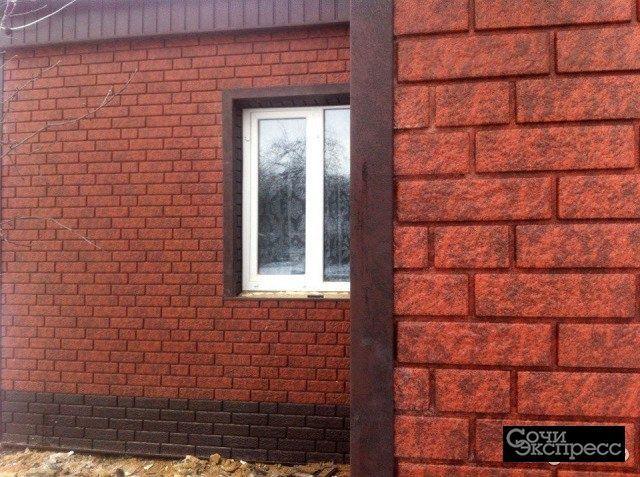 Фасадные панели - плитка технониколь Hauberk