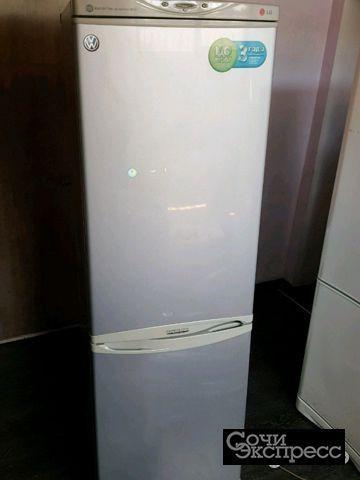 Холодильник лж NoFrost