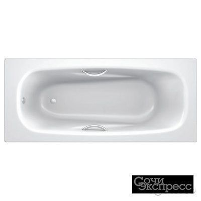 Ванна стальная 150х75 Universal Anatomica