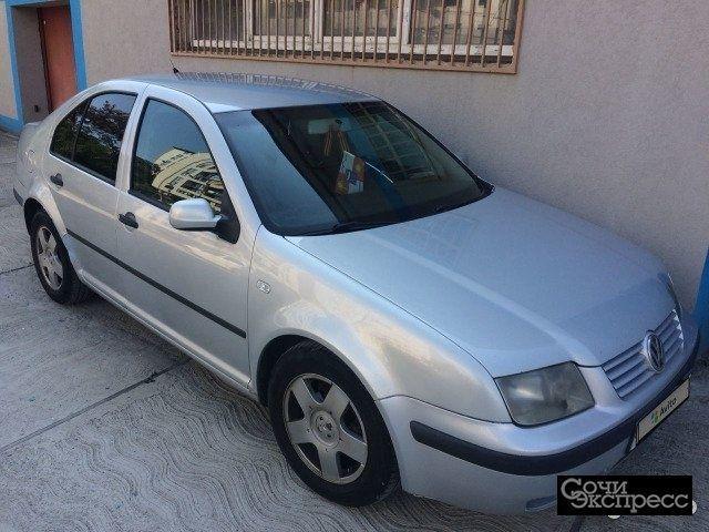 Volkswagen Bora 1.6МТ, 2000, седан