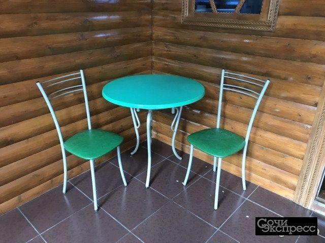Столы со столешницами Werzalit (Германия)