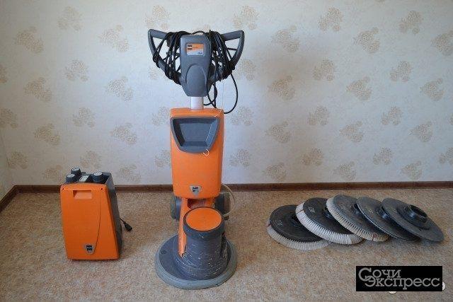 Роторная машина Taski Ergodisc Duo