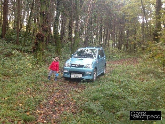 Daihatsu Terios 1.5AT, 2007, внедорожник