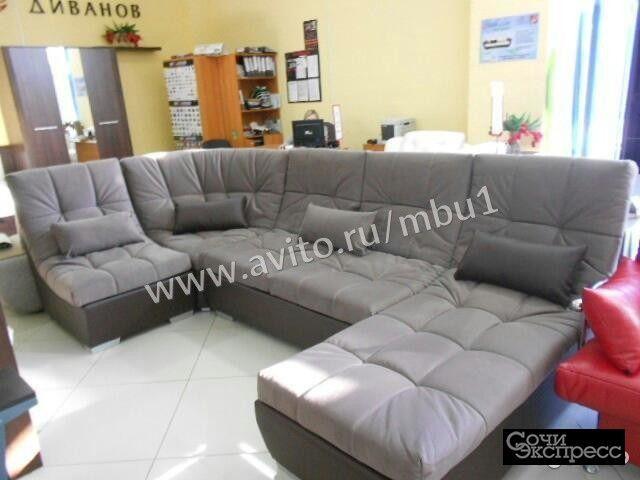 Модульный диван Сафари (от производителя)
