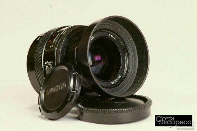 Объектив Minolta AF 35-70