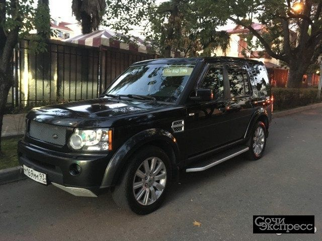 Land Rover Discovery 5.0 AT, 2012, внедорожник