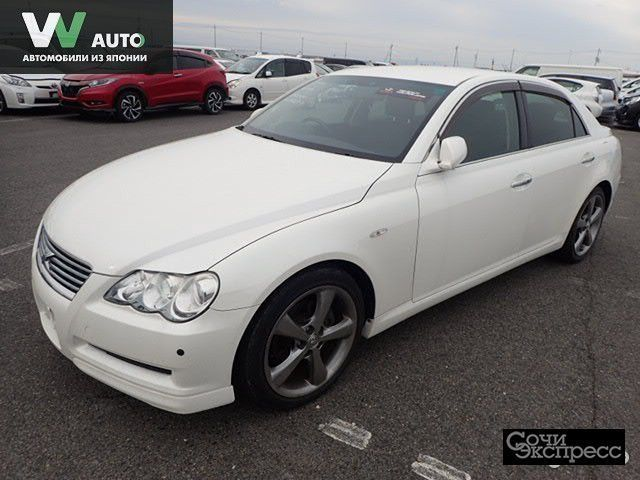 Toyota Mark X 2.5 AT, 2006, седан