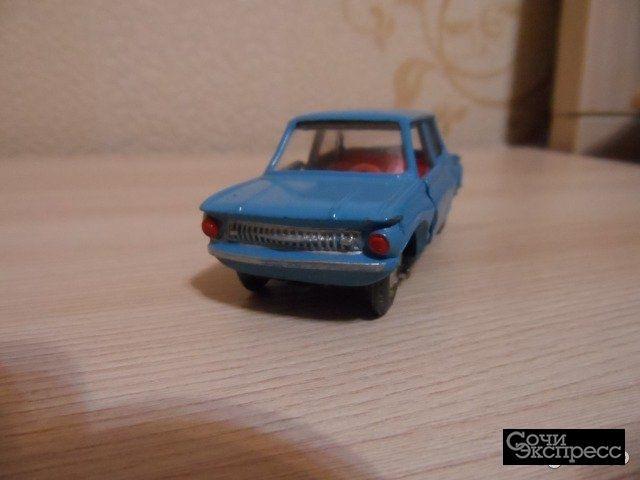 Модель автомобиля заз