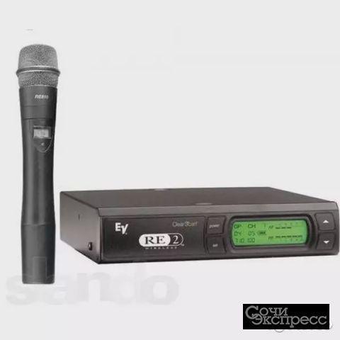 Радиосистема Микрофон electro-voice RE2-510