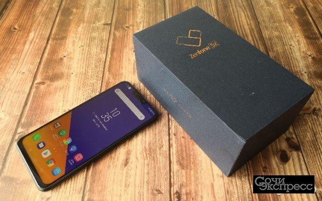 Asus Zenfone 5z 8/256 gb