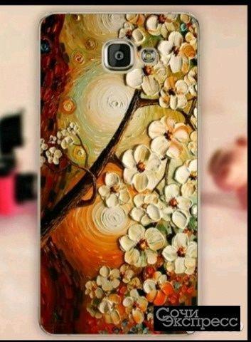 Чехлы для SAMSUNG Galaxy A5 2016 новые