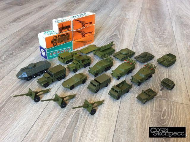 Военная техника СССР, Тула (хорошее состояние)