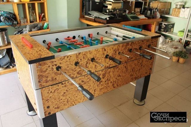 Футбольный стол для коммерческого использования