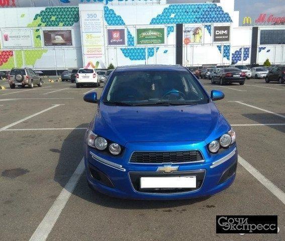 Chevrolet Aveo 1.6AT, 2012, хетчбэк