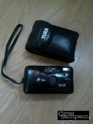 Фотоаппарат tura