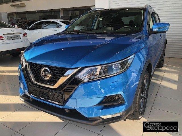 Nissan Qashqai 2.0CVT, 2019, внедорожник