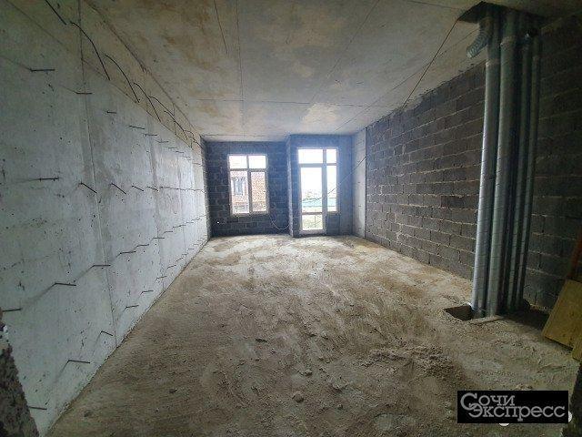 Студия, 33 м², 3/4 эт.