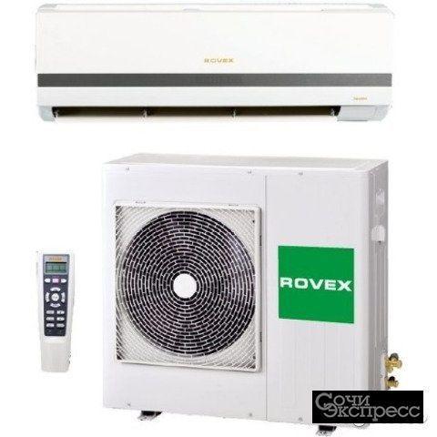 Сплит-система Rovex обслуживание, установка