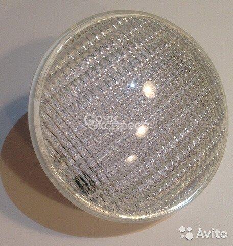 Бассейновая лампа 300 Вт галогеновая
