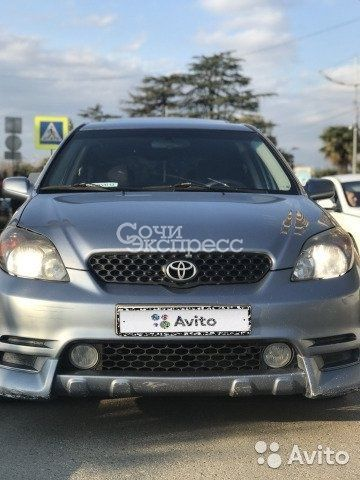 Toyota Matrix 1.8AT, 2004, хетчбэк