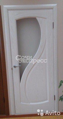 Межкомнатная Дверь Белый Ясень