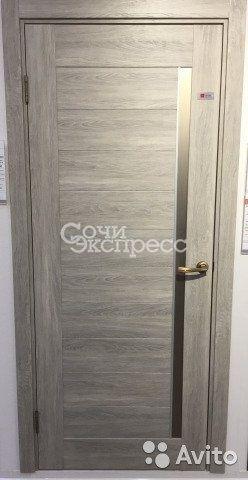 Дверь межкомнатная эко 6