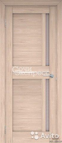 Двери межкомнатные экошпонированные