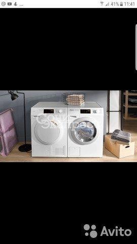 Продам стиральную и сушильную машины Miele