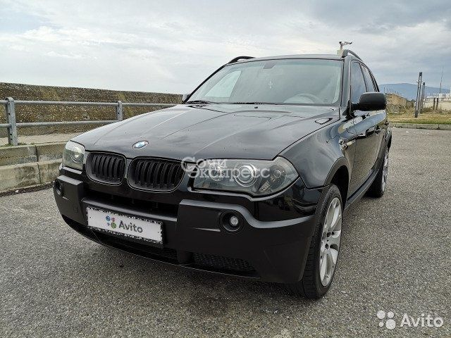 BMW X3 2.5AT, 2004, внедорожник