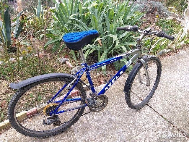 Продаю горный велосипед stels Navigator 710