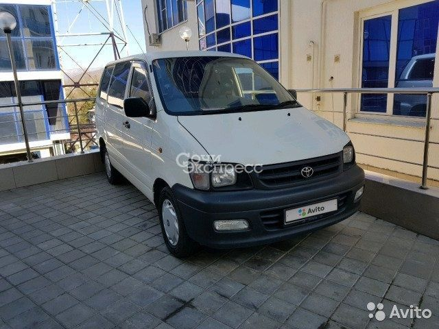 Toyota Town Ace 1.8AT, 2002, микроавтобус
