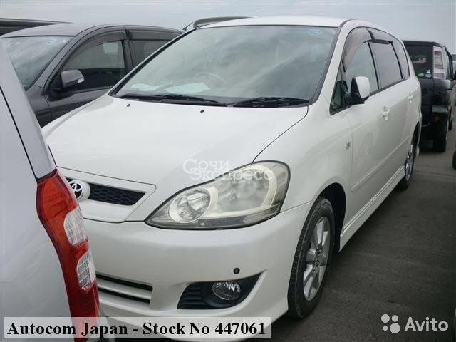 Toyota Ipsum 2.4AT, 2006, минивэн