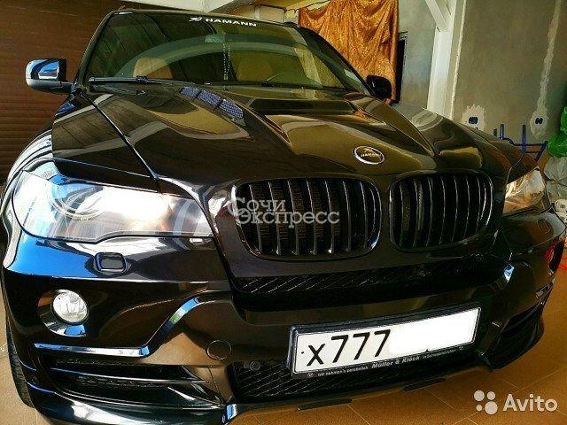BMW X5 3.0AT, 2009, внедорожник