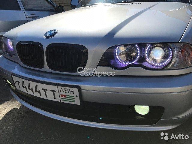 BMW 3 серия 3.0AT, 2001, купе
