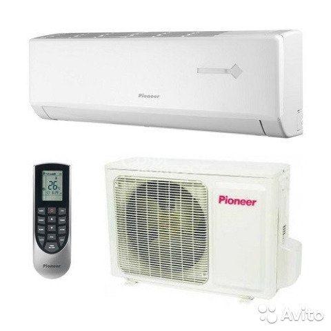 Сплит-система Pioneer KFR20KW/KOR20KW, монтаж