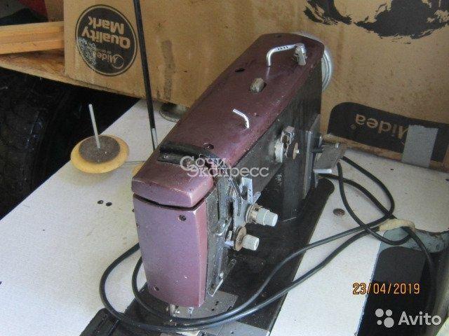 Швейная машинка 862 класс