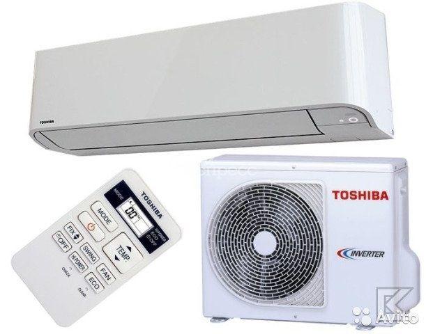 Кондиционер 2 кВт Toshiba RAS-07B3KV/RAS-07BAV-E