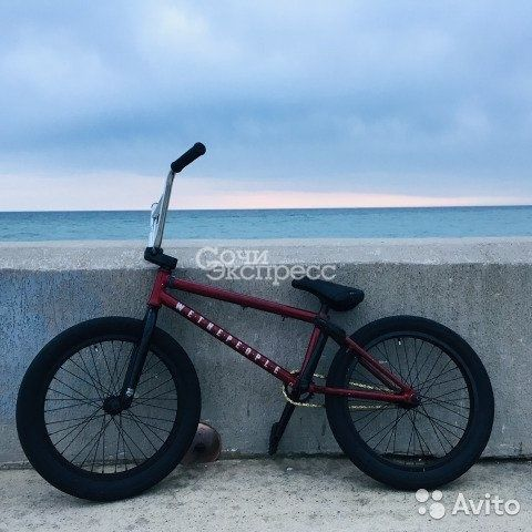 Bmx wethepeople crysis 2018