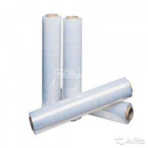 Пленка-стретч для опалечивания 17мкм (0.5м) (2кг)