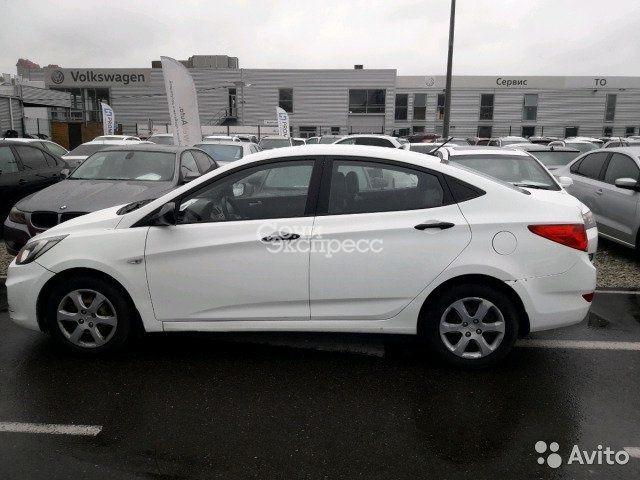 Hyundai Solaris 1.4МТ, 2014, седан